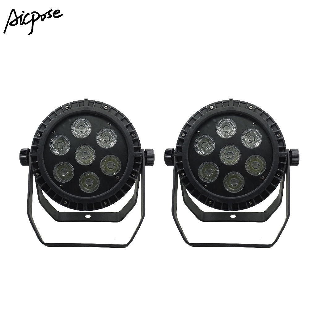 2pcs/lots Outdoor Waterproof 7*18W Led Par Light IP65 Waterproof Stage Light 7x18w Led Par 64 Wall Wash Wedding Show Light2pcs/lots Outdoor Waterproof 7*18W Led Par Light IP65 Waterproof Stage Light 7x18w Led Par 64 Wall Wash Wedding Show Light