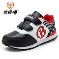 Nueva llegada caliente caliente niños/niñas 2016 patchwork sport shoes shoes kids marca antideslizantes zapatillas de deporte de alta calidad al aire libre para chlidren