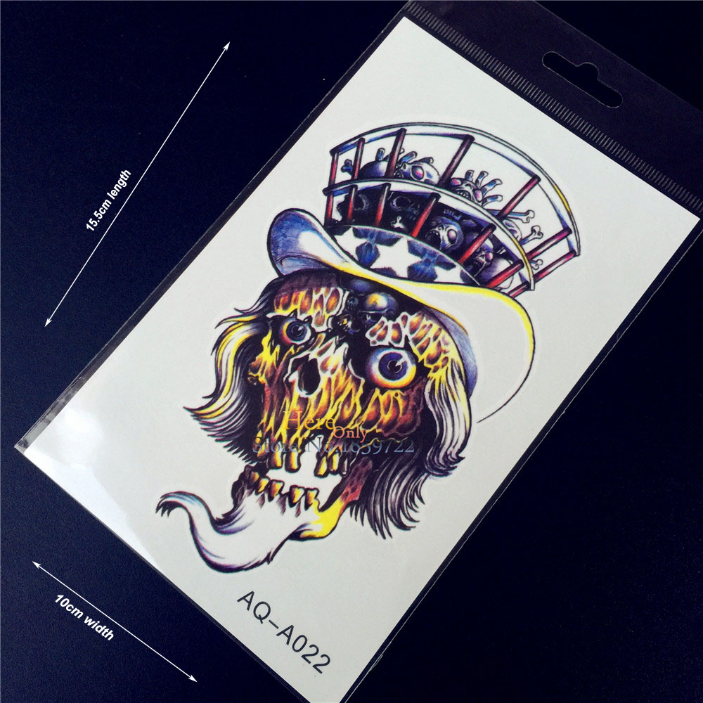 Compare prices on skull sleeve tattoo designs for men for Tattoo factory prices