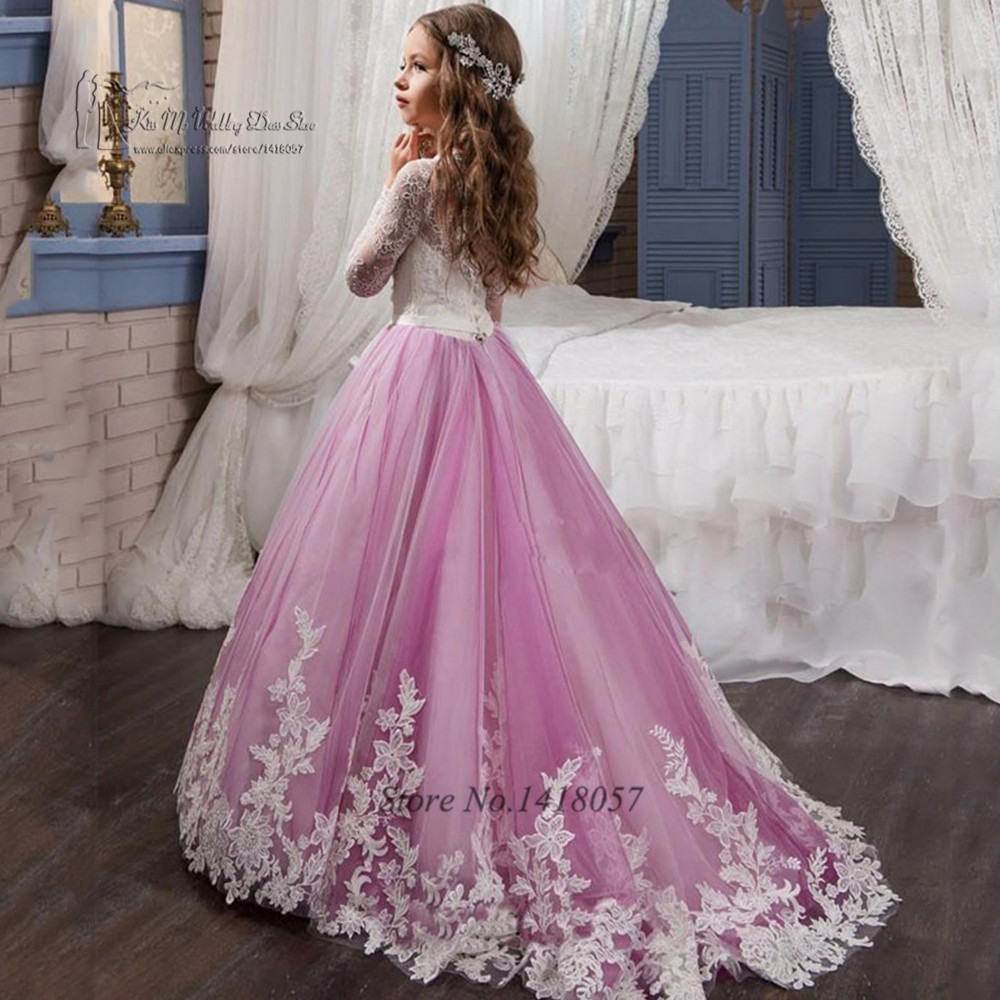 aliexpresscom buy lavender prom dresses girls long