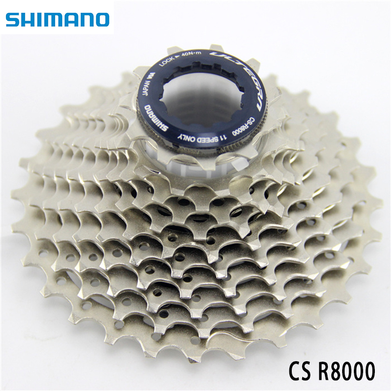 Shimano CS-HG800 Cassette Sprocket Wheel 11 Speed 11-34T Bike Bicycle Parts