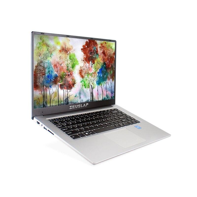 Nouveau 15.6 pouces 6 GO de RAM 512 GB SSD 2000 GB HDD 1920*108 P IPS Écran Intel Celeron j3455 pas cher Netbook Ordinateur Portable PC Portable