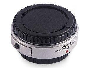 Image 4 - Viltrox Автофокус M4/3 объектив для микро 4/3 адаптер для камеры Olympus фотография искусственная задняя фотография GF6 GH5 G3 DSLR