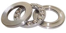 Нержавеющая сталь упорные шарикоподшипники/плоские стальные шаровые подшипники SS51111 55*78*16