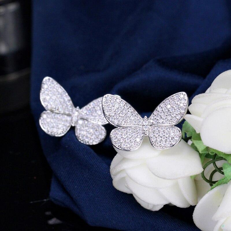 Butterfly Stud Earrings 3