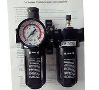 SFC-300 G3/8 ''Pneumatische Luftfilter Regler Öler SL300A BSP 3/8