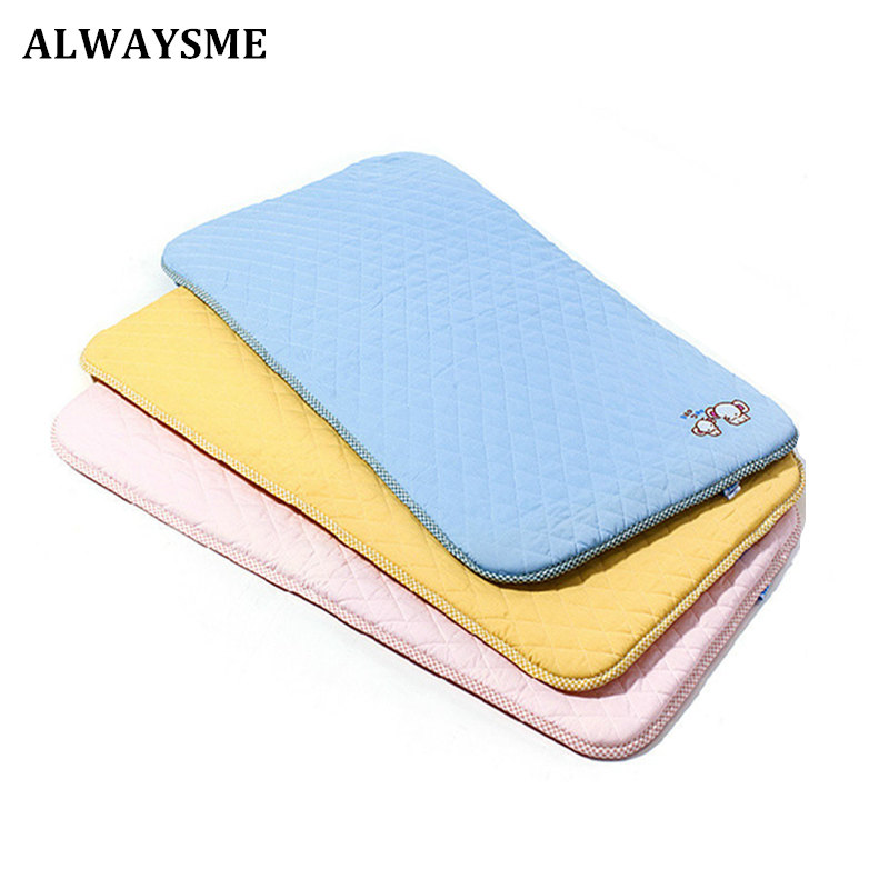 Alwaysme Prime Baby Crib Mattress Children Bed Mattress Changing Pads Covers Changing Sheet Baby Diapers Mattress Table Sheet