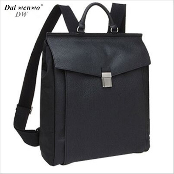 J02 New Arrival Vintage Women S Backpack Pu Leather Bags Designer Laptop Solid Travel Bag