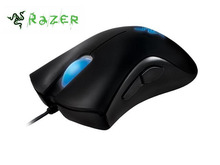 Razer Deathadder 3500DPI Wired Gaming Mouse And Pad Combo For CSGO,Overwatch Shipping From Moscow