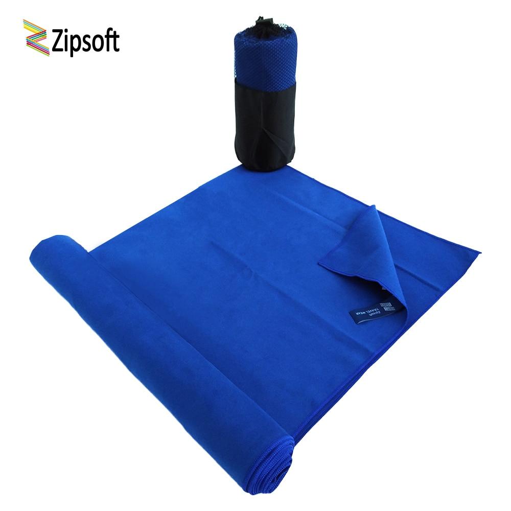Zipsoft Beach Bath Towel 75*135cm Microfiber Travel