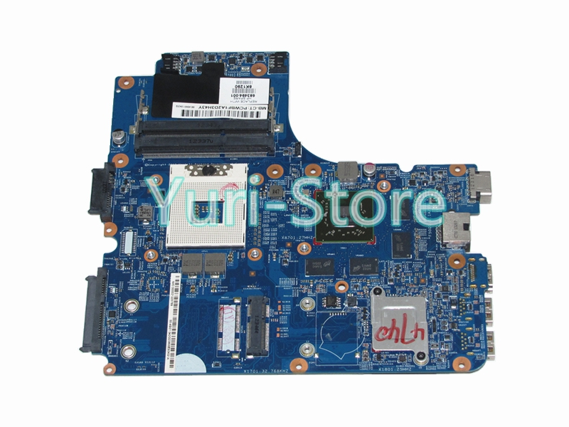 NOKOTION for HP probook 4740s 4540s 4440s 4441s laptop motherboard 683494-001 HM76 HD 7650M 2GB DDR3 100% test for hp laptop motherboard 6570b 686976 001 motherboard 100% tested 60 days warranty