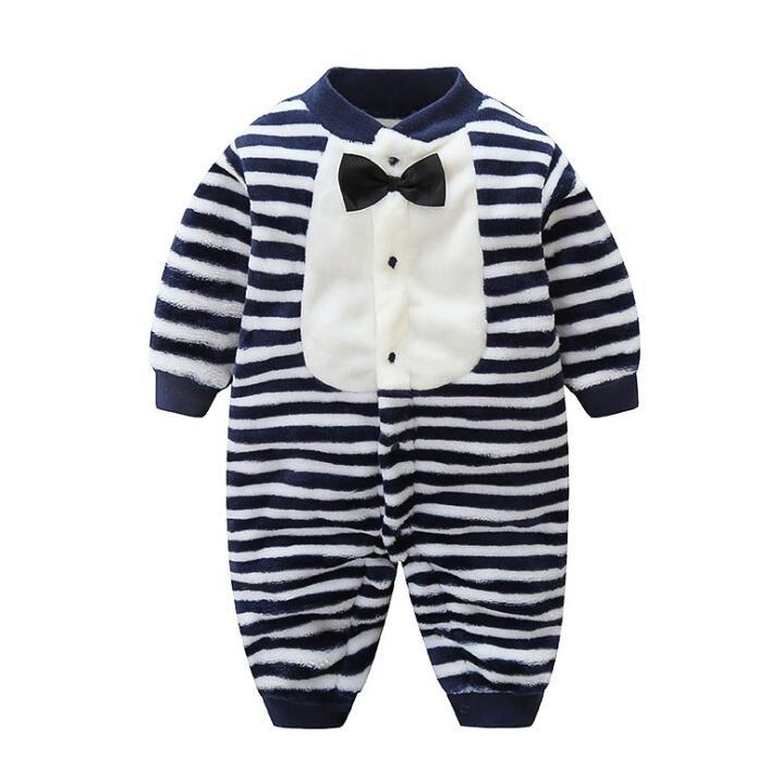 2019 Orangemom official store Flannel fleece Baby   romper   soft Newborn Clothing Roupas Infantil Menina Import Baby Clothes