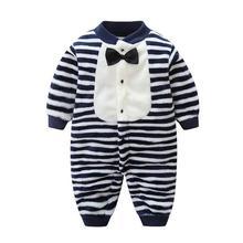 9b9507dcc449f 2019 Orangemom official store Flannel fleece Baby romper soft Newborn  Clothing Roupas Infantil Menina Import Baby