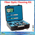 Fiber Optic Cleaning and Inspection Kit with Fiber Optic Microscope and LCD Monitor and Fiber Optic Connector Cleaner Pen