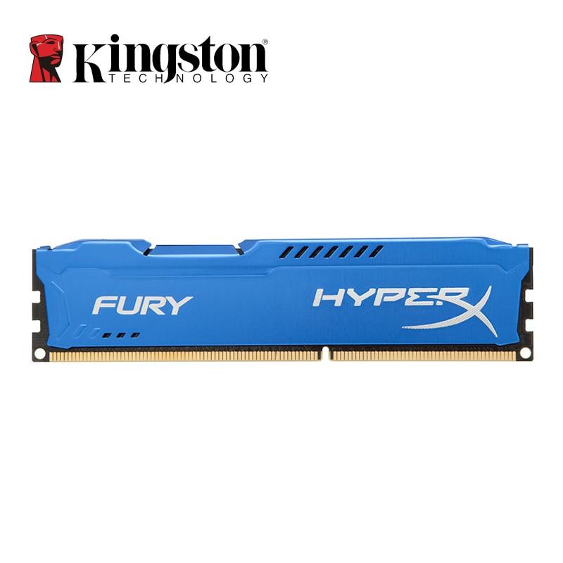 Prix pour Kingston HyperX Fureur DDR3 4 GB 8 GB Memoria RAM 1866 MHz DDR 3 DIMM Intel Mémoire de Jeu Pour PC De Bureau Garantie À Vie 4 GB 8 GB