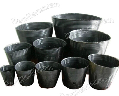 A lot(100 pcs)Nursery pot/Plastic nutrition cup/21*21cm/plastic nursery box/welcome to inquiry Wholesale price. image