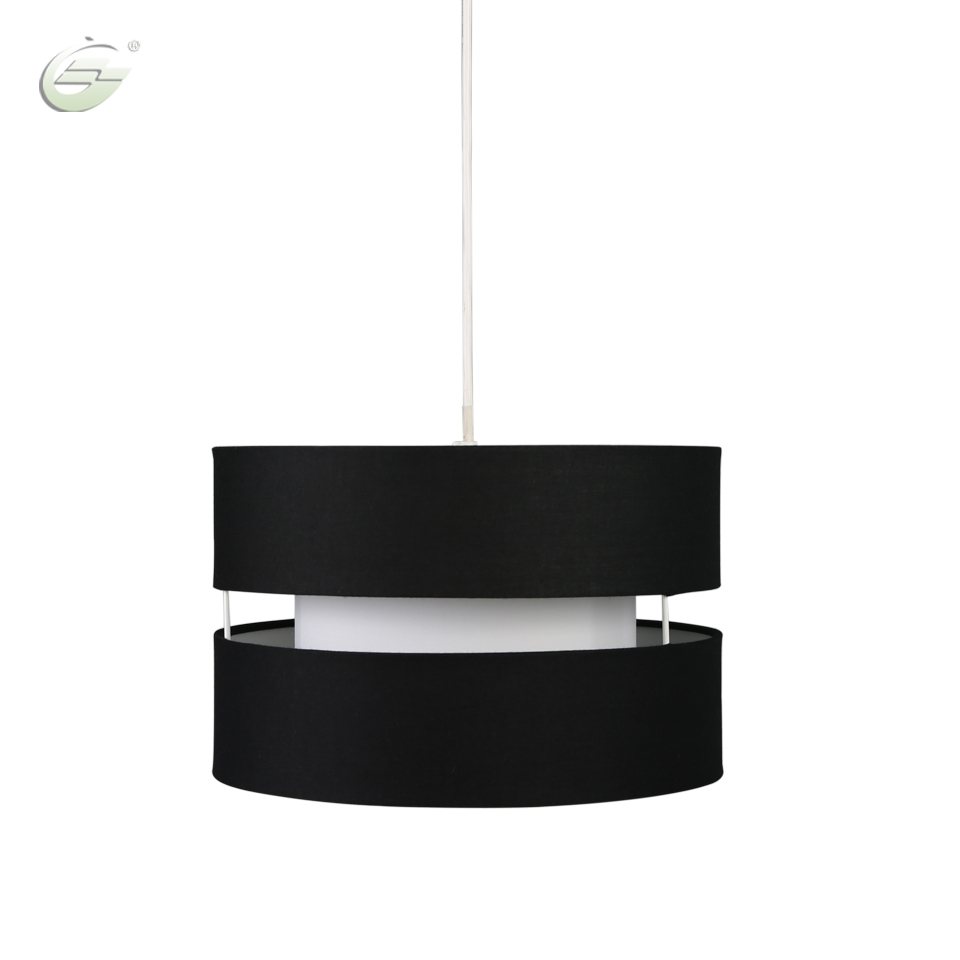 ФОТО Dia.30cm Art Modern Pendant Lights Black Hanging Lamp, Free Shipping