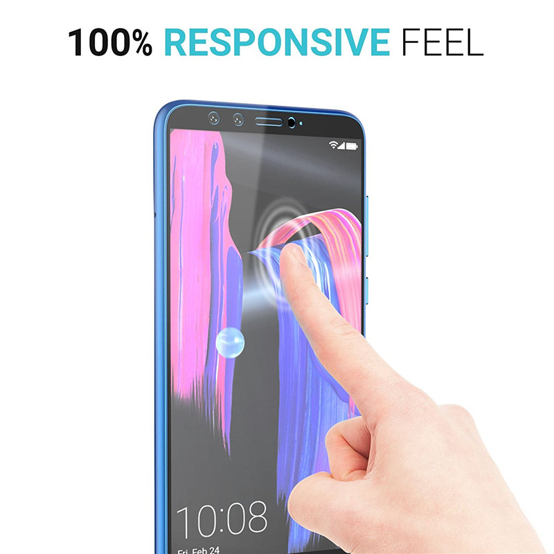 full cover tempered glass screen protector for huawei honor 9 lite 06