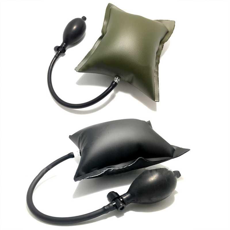 Universal Inflatable อัตโนมัติซ่อมรถประตูหน้าต่าง Key Lost Air Wedge Airbag ล็อคฉุกเฉินเปิดปลดล็อค Pad ชุดเครื่องมือ