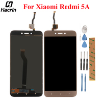 For Xiaomi Redmi 5A LCD Display Touch Screen 5 0inch 100 Tested Digitizer Assembly Replacement For