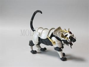 Image 2 - MODEL FANS INSTOCK beta model white tiger/black tiger for Ronin Warriors Yoroiden Samurai Trooper Metal Armor Plus action figure