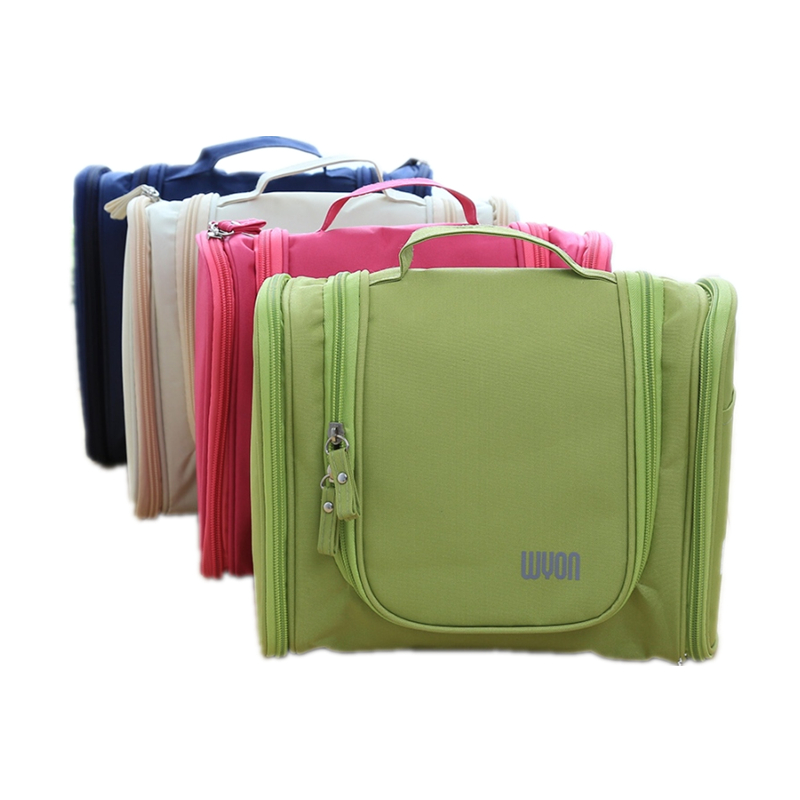 ae20f6f59eb6 SEREQI Waterproof Men Hanging Toiletry Kits Outdoor Travel Women Cosmetics  Wash Gargle Container Storage Bag Organizer Holder-in Storage Bags from  Home ...