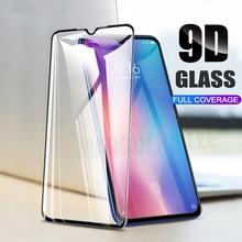 New 9D Tempered Glass For Xiaomi Mi 9 8 Se Screen Protector Full Cover Glass For Xiaomi Mi CC9 cc9e mi 8 lite Protective film