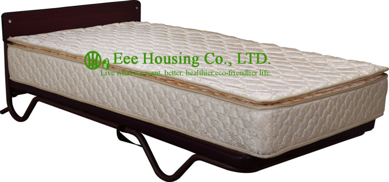 2016 Hot Sale Factory Price Hotel Furniture Extra Hotel Bed,Hotel Guest Room 23cm Mattress Beds