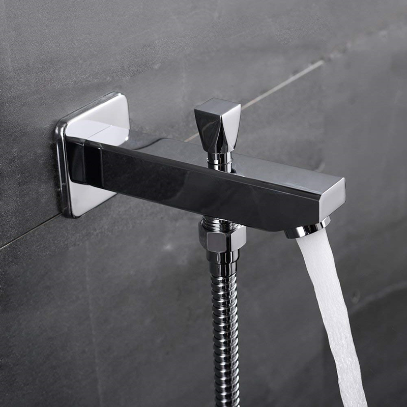 Hongdec Concealed Shower Systems With Body Sprays And Tub Spout 12