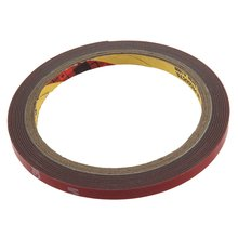Hot sale 1pcs 3M Double Sided Super Sticky Adhesive Tape Higher Quality than Tape 6mm in