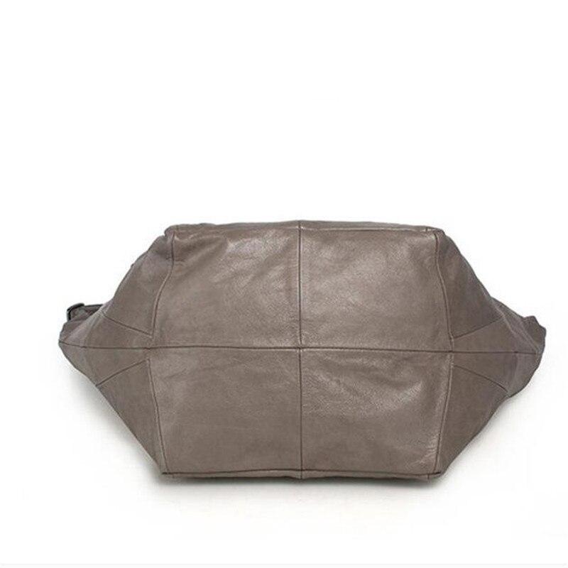 Noir Épaule Simple Designer En Femelle Main Sac x De Hobos Y136 Dames Véritable À Femmes Sacs Fourre P Cuir gris Luxe tout p 6qZa1