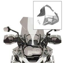 For BMW R 1200 GS ADV F 800 Adventure S1000XR Handguard Hand shield Protector Windshield Smoke 2013 2014 2015 2016 2017 2018