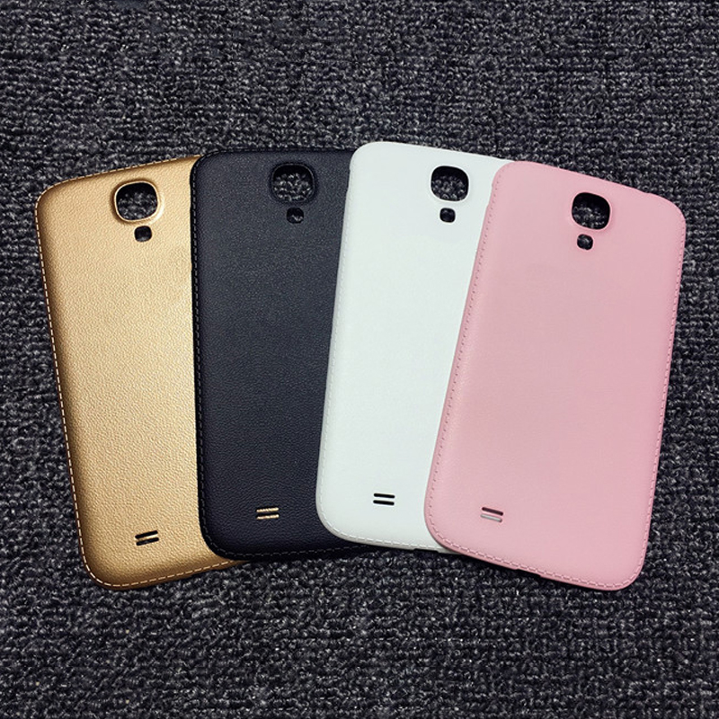 Brand New Housing For Samsung S4 S IV 4 Back Cover Case I9500 i9505 i9506 i337 M919 Battery Rear Door Replacement Parts