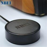 NBEI Bluetooth Receiver 3.5 mét Jack Không Dây Bluetooth Adapter Blutooth Âm Thanh Receiver Stereo Âm Nhạc Cho Xe Aux 3.5 Rca Loa Siêu Trầm