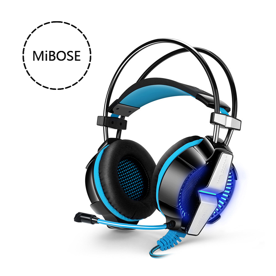 7.1 Virtual Surround Sound USB Game Headset Built-in Enhances The Reality And Depth Of Explosions Gun Blasts And Other Deep Soun game sound – an introduction to the history theory and practice of video game music and sound design