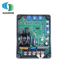 Sunzone Заводская Розничная GAVR-8A Универсальный бесщеточный генератор переменного тока части регулятор напряжения GAVR 8A