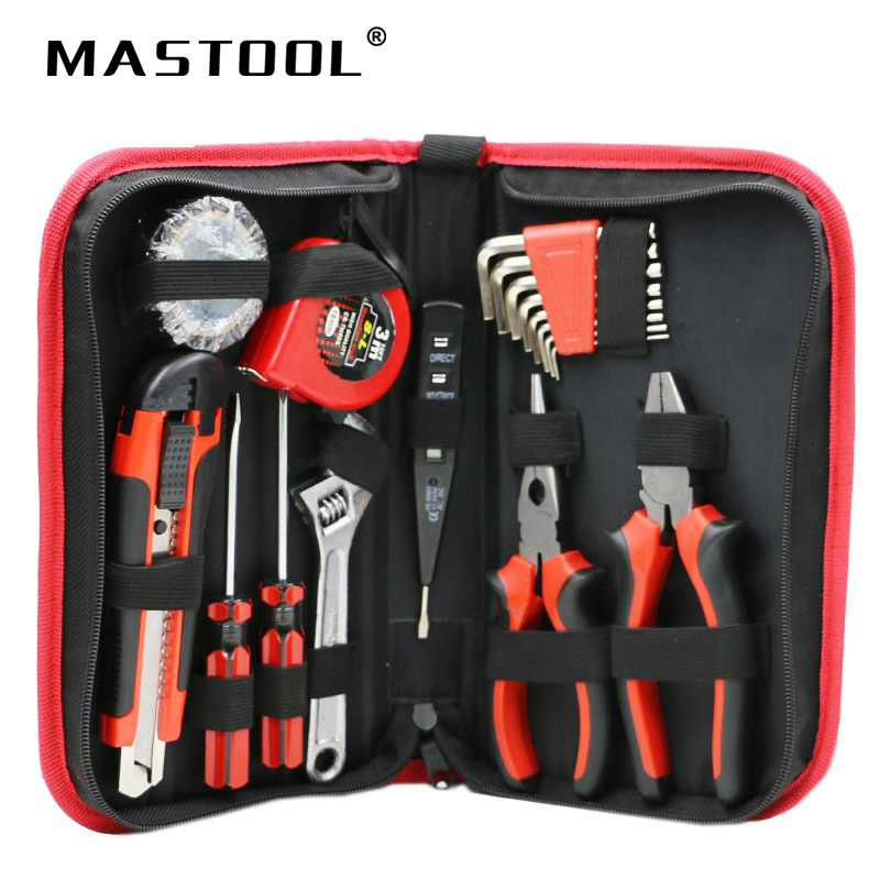 18 in 1 Multi-function Repairing Kit Suitable For Home Daily Repairing Work Electronic Maintenance Electrical Repair Kit goodman troubleshooting &amp repairing electronic circuits 2ed pr only