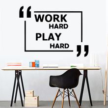 Hot English Quotes Wall Art Decal Stickers Pvc Material For Kids Rooms Decoration Sticker Mural naklejki na sciane