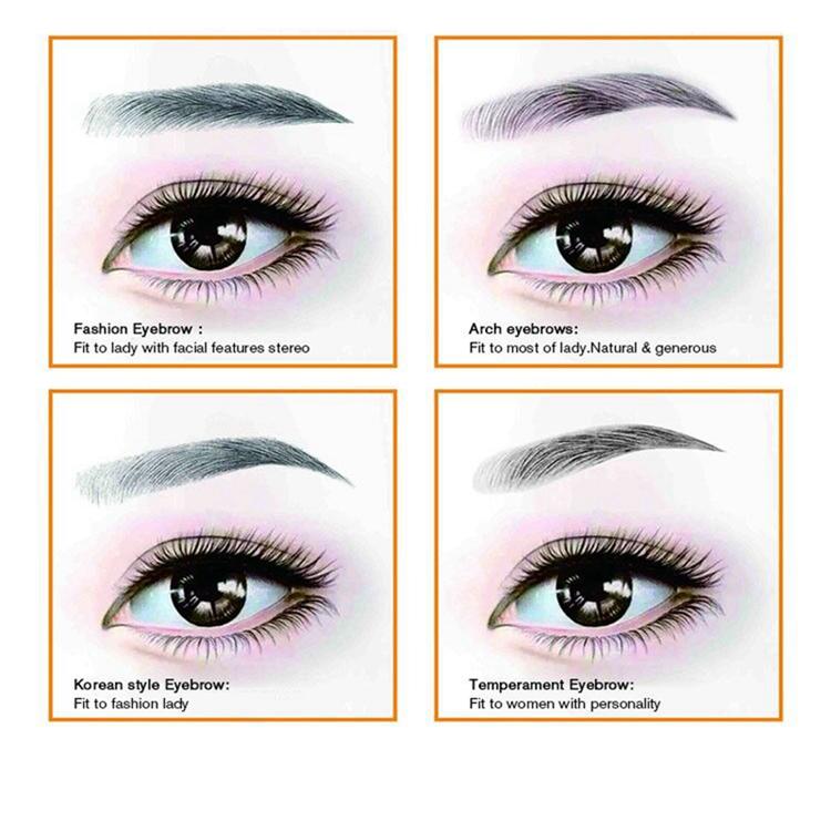 style of eyebrow
