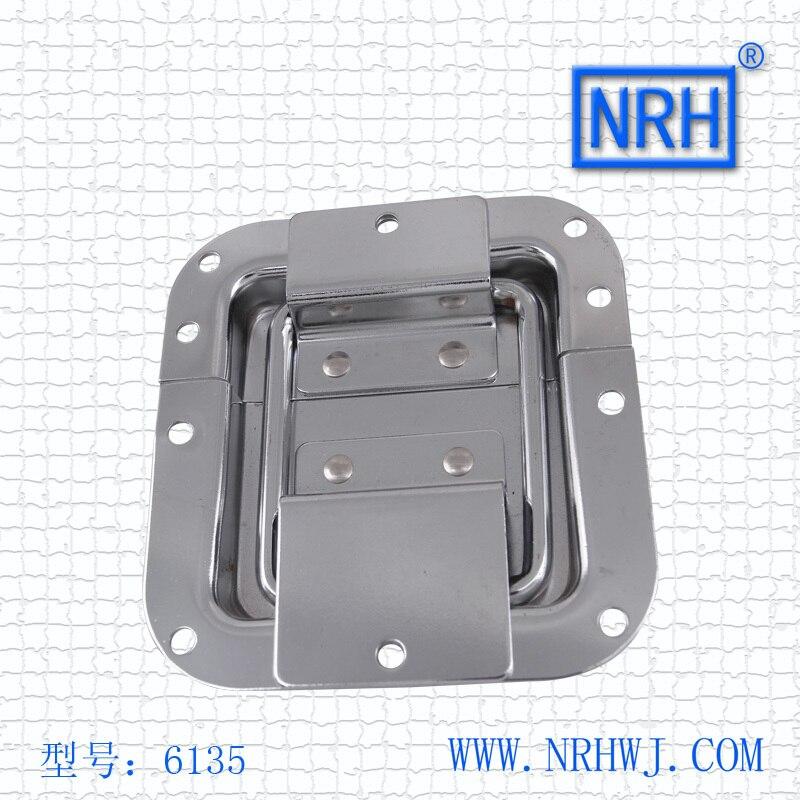 NRH 6135 стали кронштейн петля для сейсмических аудио кабинет хромирование встраиваемые кронштейн петля для полета утилита багажник
