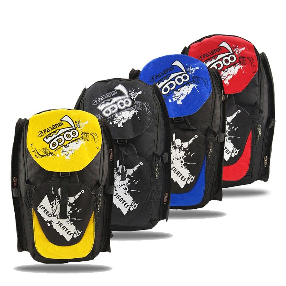 Rollschuhe, Skateboards Und Roller Wasserdichte Oxford Tuch Rucksäcke Rollschuhe Schuhe Taschen Für Inline Speed Skates Slalom Skates Erwachsene Und Kinder Allgemeine G008 Preisnachlass