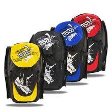 30e21e8feabcb Wodoodporna tkanina oxford wrotki buty plecak torba dla prędkości Inline  łyżwy Slalom Skateing dla dorosłych i