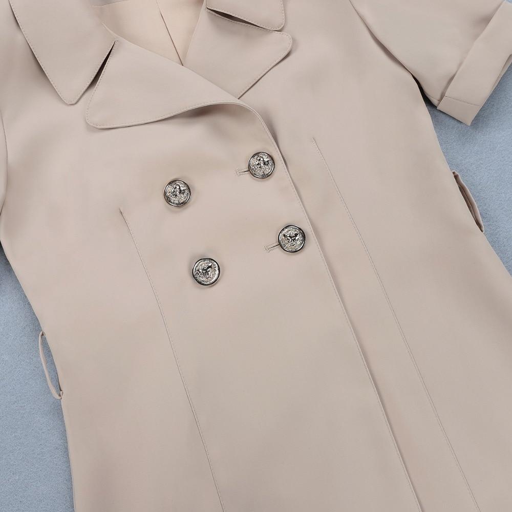 Supérieure ligne Pour Tendance Robe Sexy Bouton Qualité A 2 Rayonne Homecoming Couleurs Femme Parti gq8dwfwxO