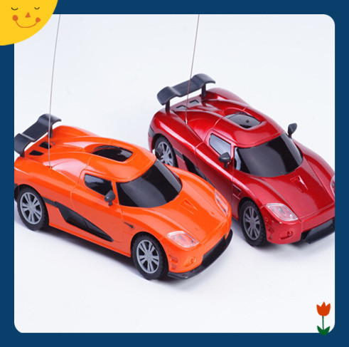 1 24 Scale Electric Remote Control Car Drift Toy Koenigsegg High Simulation Rc Model Radio With Light For Children Kids Boys