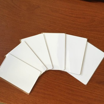 250pcs 13.56Mhz RFID Contactless Fudan M1 F08 Blank PVC Smart Card&150ppcs TM1990A-F5