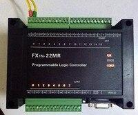 تحكم plc برمجة FX1N22MR mt 220 فولت تحميل مراقبة الانترنت عقد خلال السلطة off gx/gx العمل plc