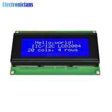 2004 204 20 х 4-символьный ЖК-дисплей Дисплей Модуль синий черный свет