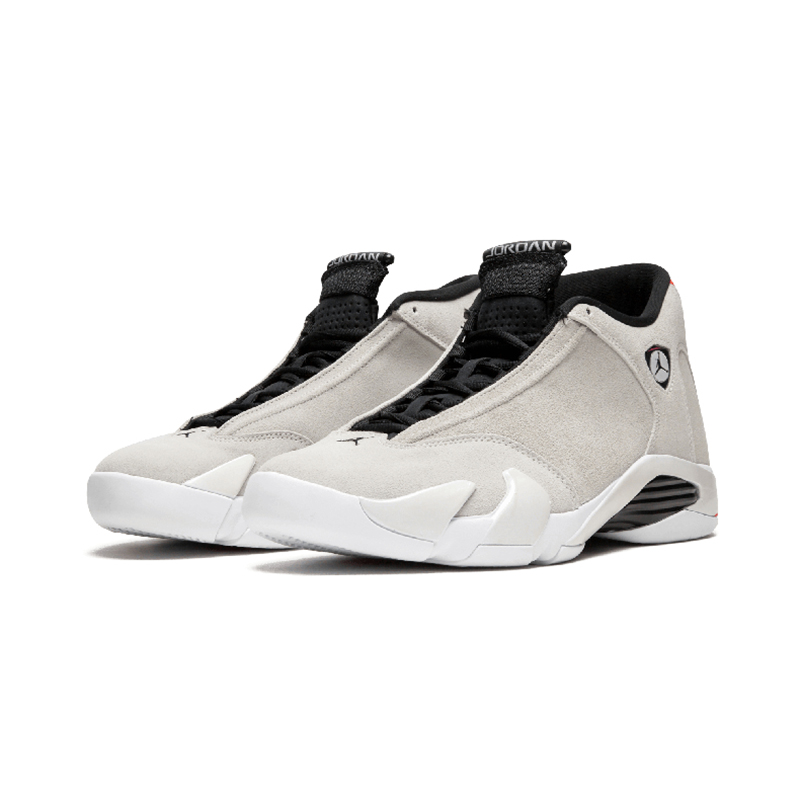 Original Authentic NIKE Air Jordan 14 Retro Men's Basketball Shoes Sport Outdoor Sneakers Medium Cut Lace-Up Good Quality 487471 79