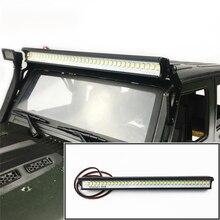 36 Led ライト超高輝度屋根 1:10 RC クローラ用ジープラングラー TRX4 SCX10 90046 D90 Rc カーアクセサリー
