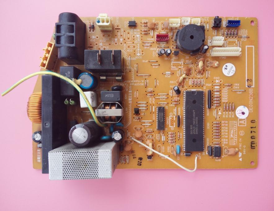 DE00N238B SE76A766G01 Air conditioning board Tested заклепочник santool 238 мм 032202 238